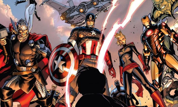 Marvel Karakterlerinin İlk Defa Göründükleri Çizgi Romanlar!