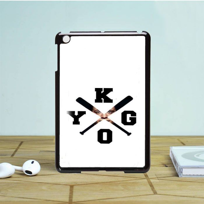 Kygo Logo Photo Masking iPad Mini 2 Case Dewantary