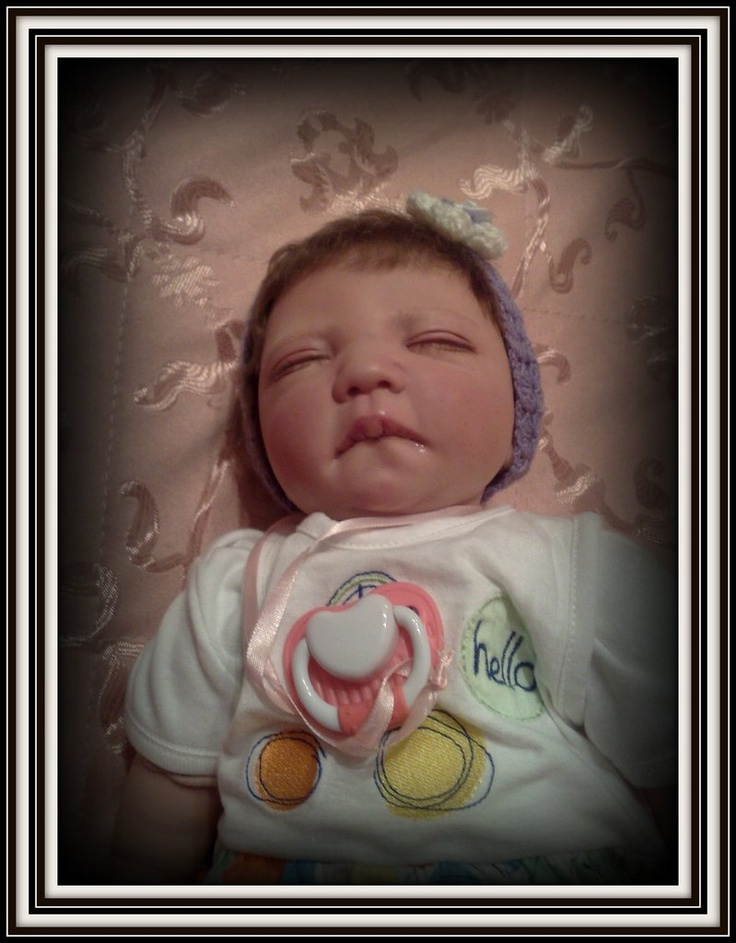 Bambola reborn Serena, by Zona Baby, 270,00 € su misshobby.com