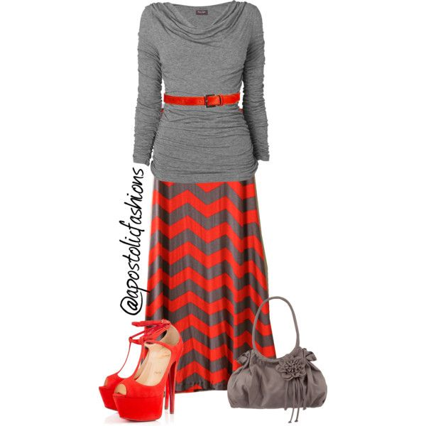 Apostolic Fashions #493 by apostolicfashions on Polyvore featuring Phase Eight, Christian Louboutin and Black & Brown London
