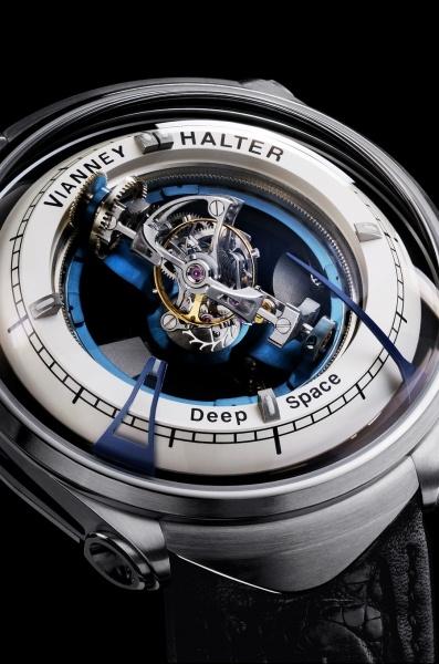 Vianney Halter Deep Space