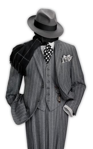 Adrian Jules Custom Suit
