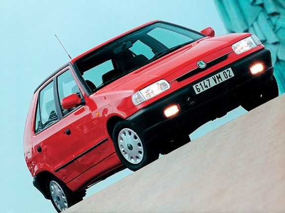 Skoda Felicia (1994 – 1998). - Skoda - Škoda Auto