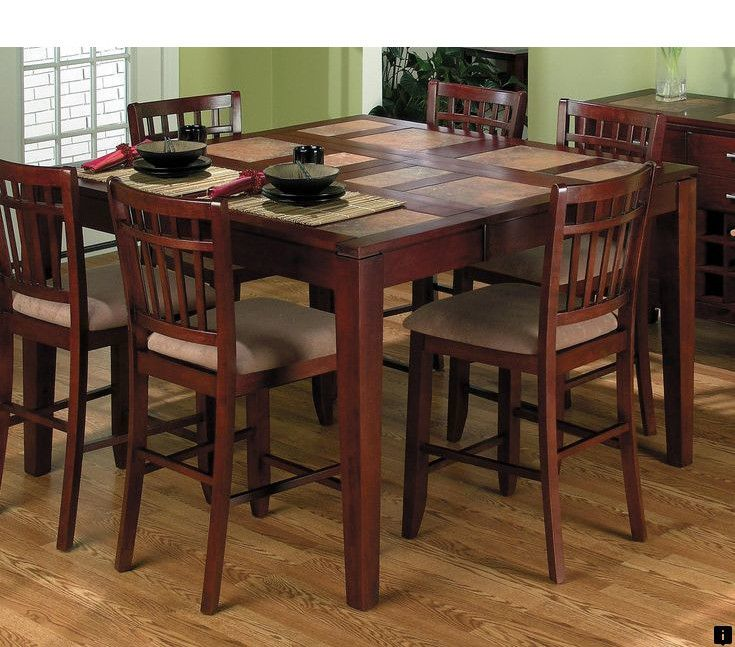28++ Shayne 7 piece counter height dining set Trend