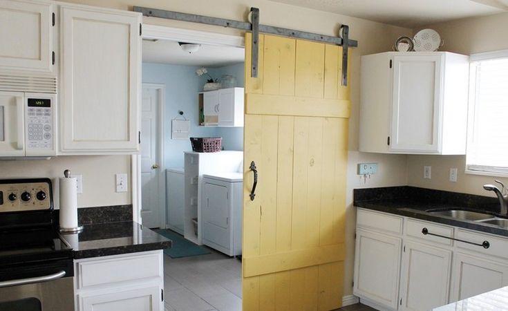 17 meilleures id es propos de portes de grange sur. Black Bedroom Furniture Sets. Home Design Ideas