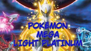 Pokémon Light Platinum - Com Mega-Evolução | pokemon moon and sun