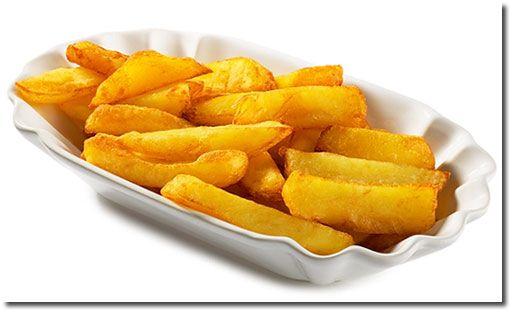 Belgische Pommes frites