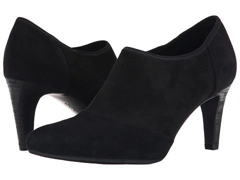 ECCO Alicante Shootie Black/Black - Zappos.com Free Shipping BOTH Ways