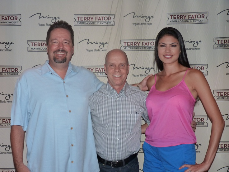 Former Olympic athlete Scott Hamilton came by before the show last night. Getting stoked for 2012 London Games by the minute!