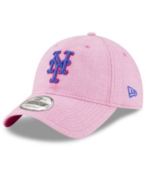 sports shoes d0742 ed7f4 New Era New York Mets Mothers Day 9TWENTY Cap - Pink Adjustable