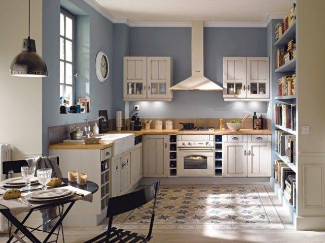 38 best Îlot de cuisine images on Pinterest Kitchen ideas - hauteur entre meuble bas et haut cuisine