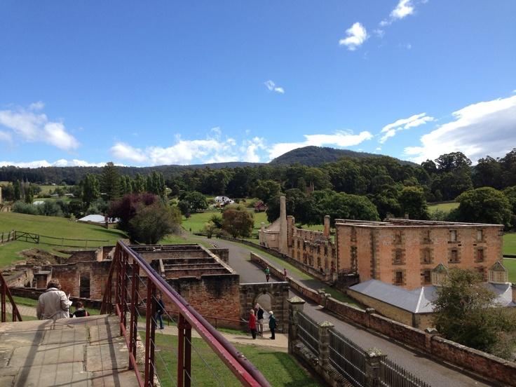 #Port Arthur, #Tasmania #History