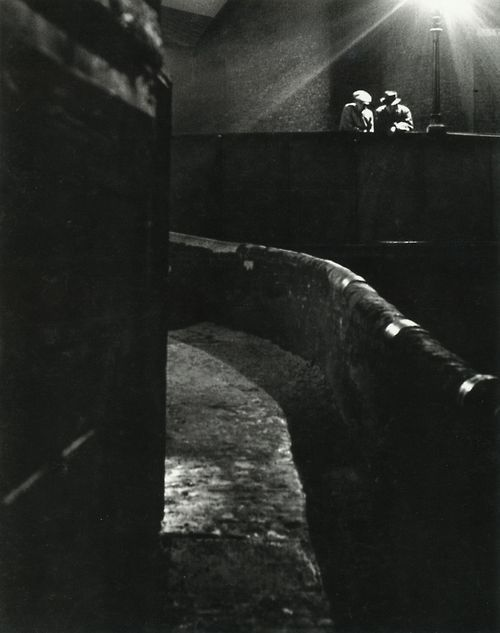 Bill Brandt Limehouse, circa 1937. From The Photography of Bill Brandt Thanks to liquidnight
