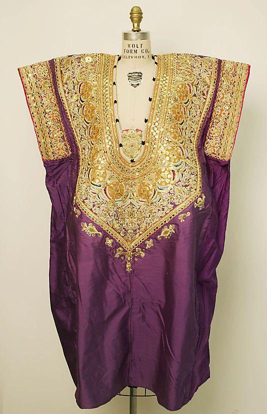 Tunisian Wedding Tunic