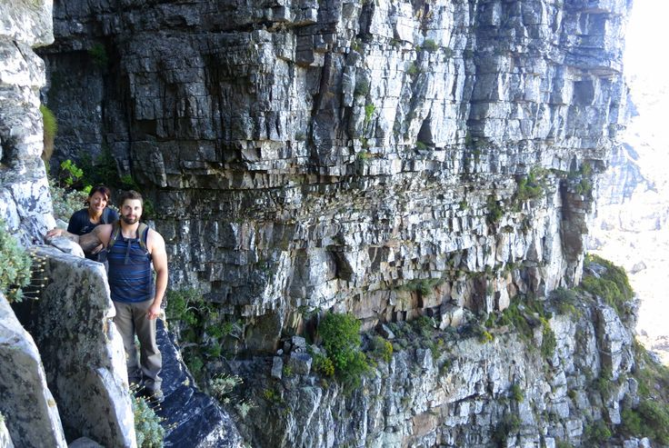 South Africa - Capetown - hike on Table Mountain http://www.travelmoodz.com/en/travel-professional/riaan-vorster