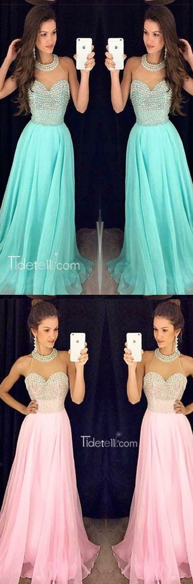 2016 new fashion prom dresses,2016 long prom dresses, green prom dresses with white pearl, graduation dresses, party dresses