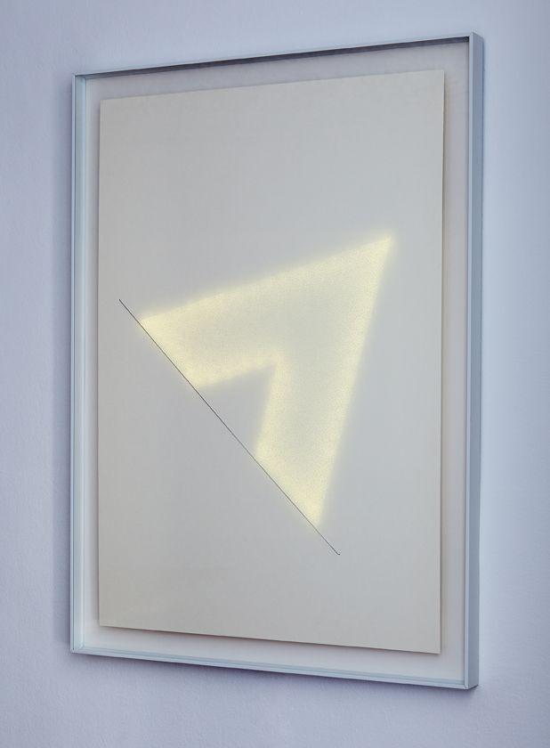 Triangle time light. 2015