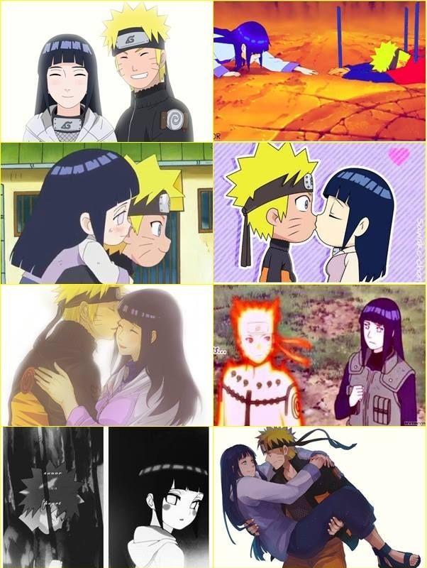 Naruto and Hinata = NaruHina <3