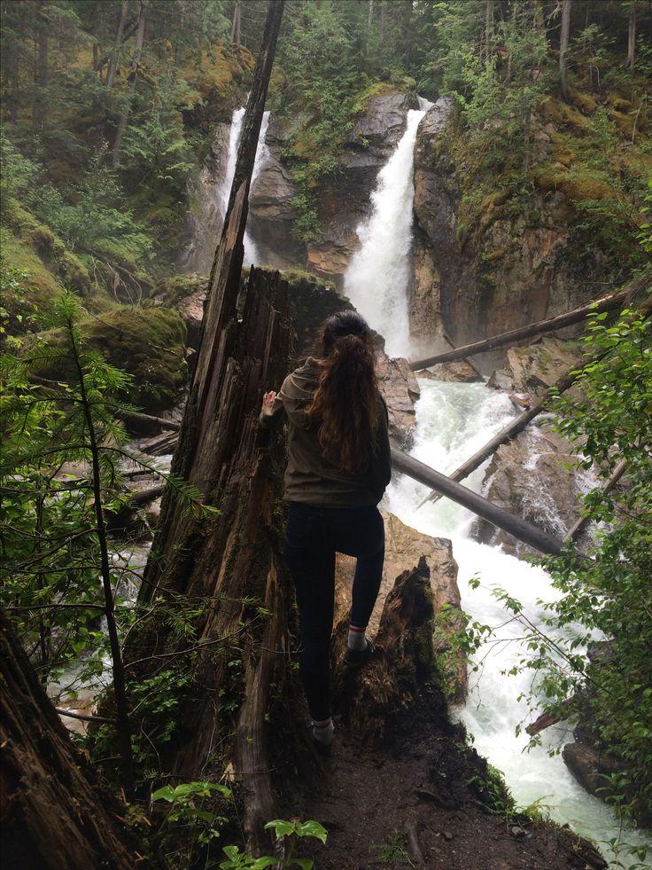 Begbie falls, reveltoke BC