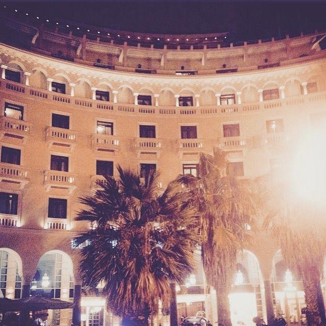 Electra palace hotel Thessaloniki, Greece