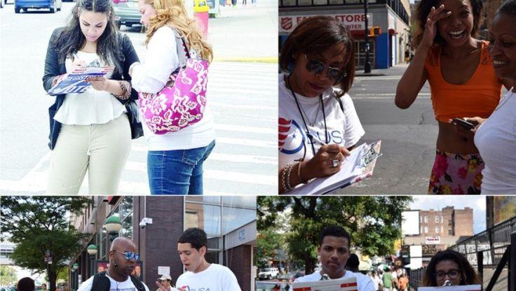 Dominicanos USA Registran 100 Mil Votantes Para Elecciones En Estados Unidos