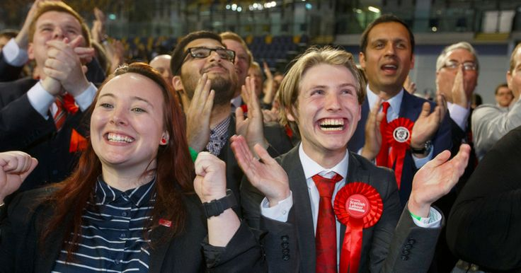 Some estimates have predicted the youth voter turnout to be as high as 72% with Labour leader Jeremy Corbyn being credited with appealing to younger voters