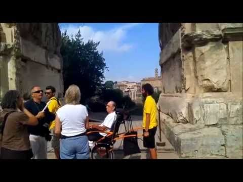 One day in #Rome: Ancient Rome Tour with Wheely Trekky! (August 31st)