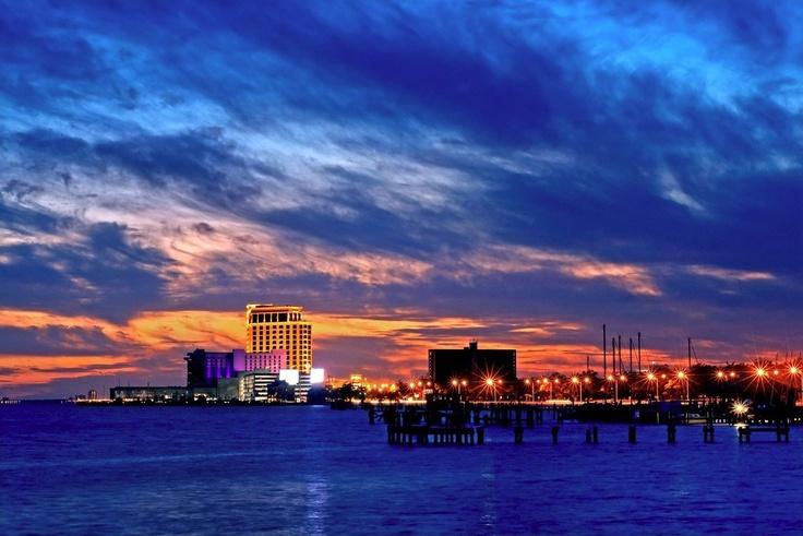 East Beach Blvd Gulfport Ms  Usa