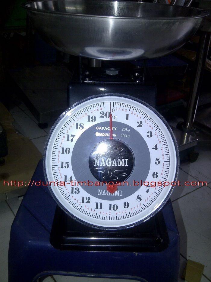 Harga Timbangan Duduk Nagami,Kapasitas 5kg,10kg,20kg,Harga..