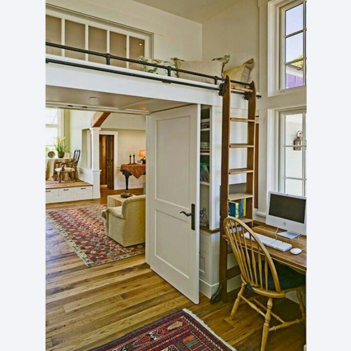 Steps And Ladder Ideas For Tiny Houses: Neat. Awesome Idea For A Tiny House