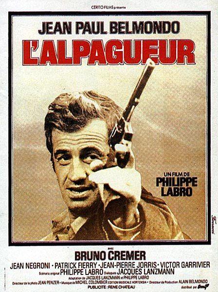 Liste de films tournés dans les pyrénées orientales. 1976. Port Barcares, P.O. (66) #belmondo