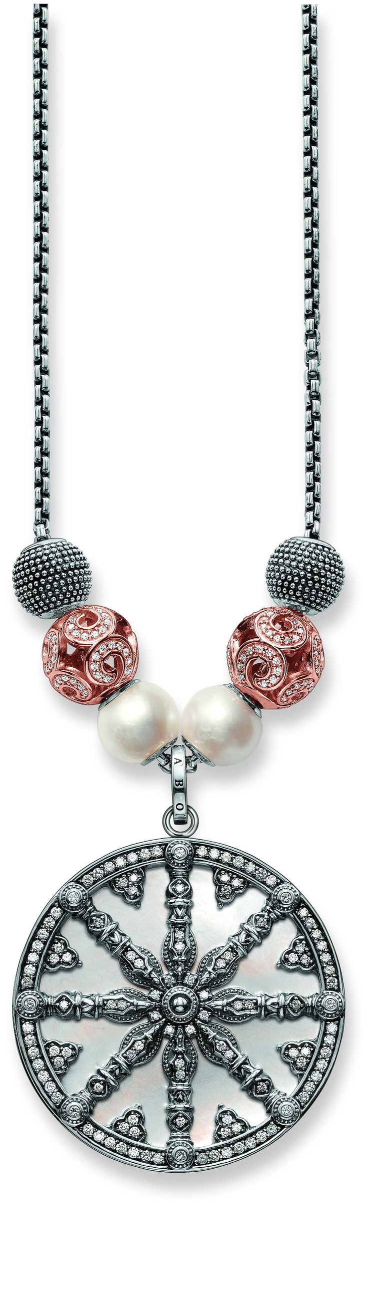 THOMAS SABO SS2014 - Karma Beads with the Wheel of Karma