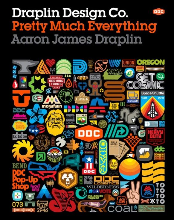 187 best book images on pinterest book covers book design and posters check out the new book from aaron draplin the prolific designer of field notes fandeluxe Gallery