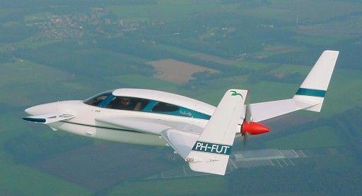 Cool Plane Propellers : Pusher prop kit plane moto pinterest planes