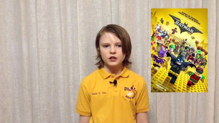 Film Review: The LEGO Batman Movie by KIDS FIRST! Flim Critic Rohan F. #KIDSFIRST! #LEGOBatman