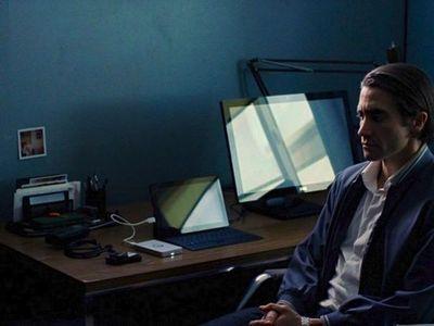 Nightcrawler Jake Gyllenhaal Movie (2014)