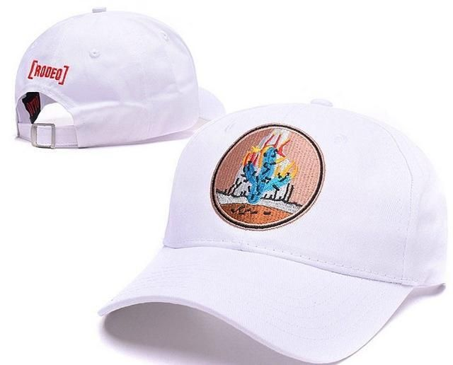 Cotton Brand New Travis Scotts rodeo Baseball Caps Customized Designer 6 Panel Dad Hat Baseball Hat Cap RODEO Snapback caps