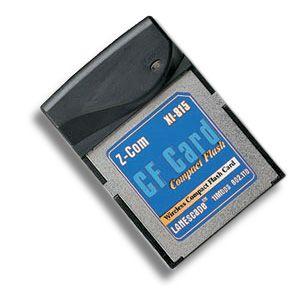 http://www.termometer.se/Z-Com-802.11b-CF-Adapter-Card.html  Z-Com 802.11b CF Adapter Card  Gör din T and D Nätverks/Lan-logger trådlös...