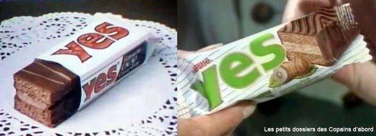 """""""Les barres au chocolat disparues des années 70-80"""" par Nath-Didile"""