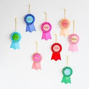 Prize Ribbon Rosette                         – Shop Sweet Lulu