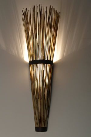 Fire Farm 1S Large Reed Sconce The natural thatch reeds of this sconce are  stabilized atBest 25  Discount lighting ideas on Pinterest   Lighting sale  Led  . Base Lighting And Fire Limited. Home Design Ideas
