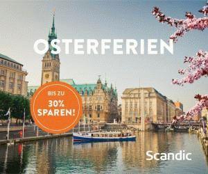 Anzeige Scandic Hotels