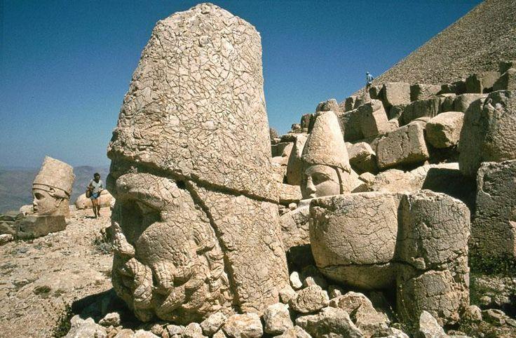 Nemrut Dagi: Kultplatz und Grab eines Gottes