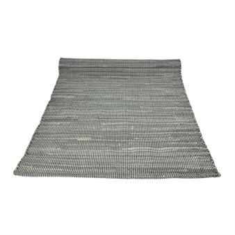 The simple and clean Lärka rug from the Swedish brand Boel