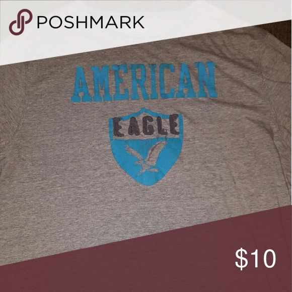 Men's Size XXL American Eagle shirt Short sleeves. Excellent condition. Size XXL. POSTING ALOT OF MEN'S AMERICAN EAGLE SHIRTS! WILL BUNDLE!!! ?????? American Eagle Outfitters Shirts Tees - Short Sleeve
