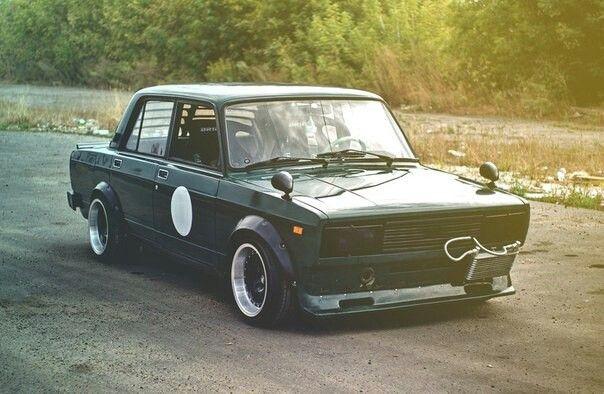 ВАЗ Lada 2107 shokotan style
