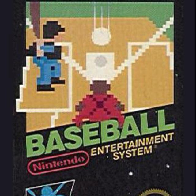 Baseball (Nintendo Entertainment System)