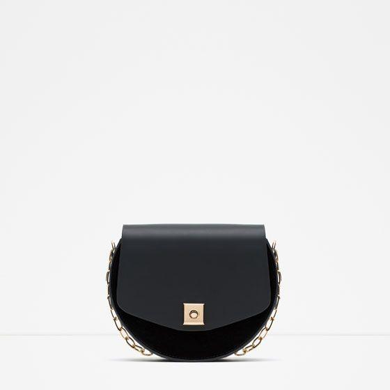Descubre la practicidad de una mini mochila, la tendencia de los bolsos  joya y bordados o vuelve a amar la piel con la colección de ZARA online. 9494dce873