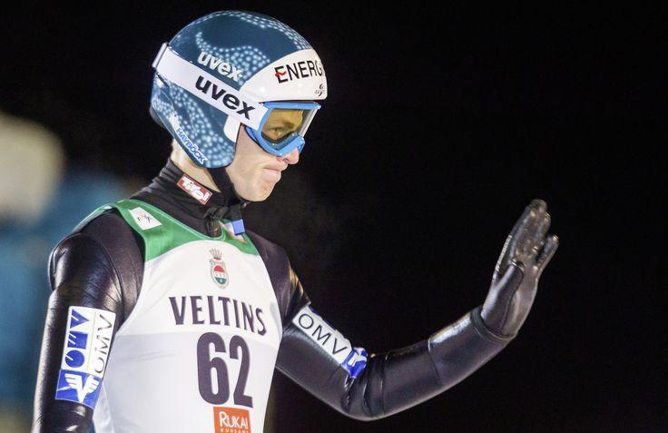 uvex athletes - ski jumping // Michael Hayböck