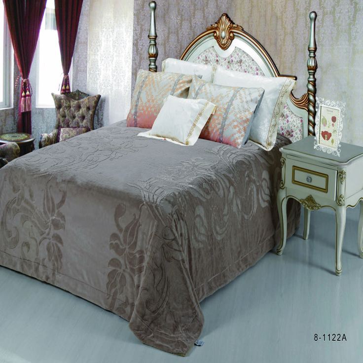 polyester acrylic comforter luxury bedspread cover 220 240 cm queen twin size bed